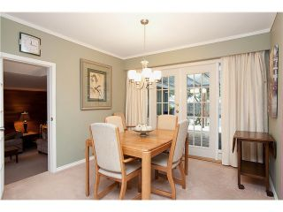 Photo 5: 707 ROBINSON Street in Coquitlam: Coquitlam West House for sale : MLS®# V997474