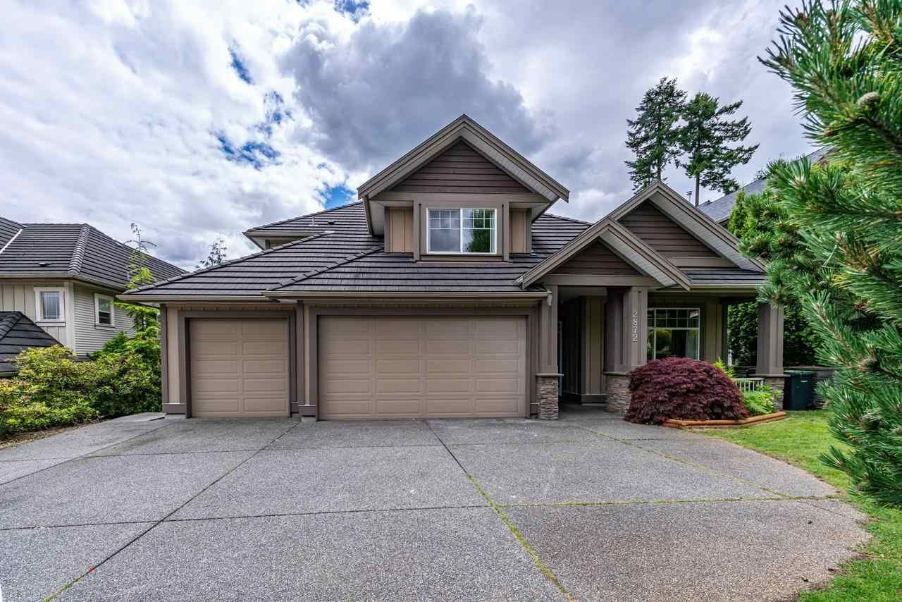 Main Photo: 2872 MCLAREN Court in Coquitlam: Scott Creek House for sale : MLS®# R2591447