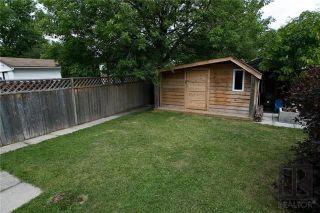 Photo 19: 193 Bertrand Street in Winnipeg: St Boniface Residential for sale (2A)  : MLS®# 1820210