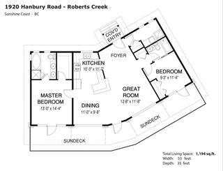 Photo 17: 1920 HANBURY Road: Roberts Creek House for sale (Sunshine Coast)  : MLS®# R2517180