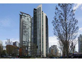 """Photo 2: 407 501 PACIFIC Street in Vancouver: Downtown VW Condo for sale in """"THE 501"""" (Vancouver West)  : MLS®# V1114876"""