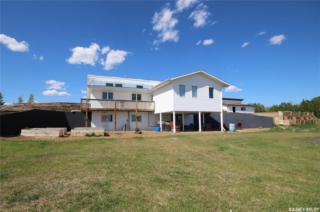 Main Photo: Lazy Ranch Acreage in Battle River: Residential for sale (Battle River Rm No. 438)  : MLS®# SK857191