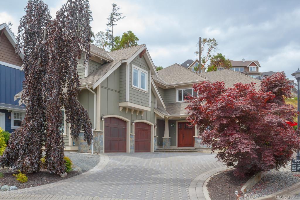 Main Photo: 1173 Deerview Pl in Langford: La Bear Mountain House for sale : MLS®# 843914