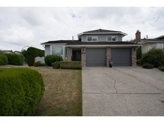 "Photo 1: 3696 NICOLA Street in Abbotsford: Central Abbotsford House for sale in ""Parkside Estates"" : MLS®# R2190095"