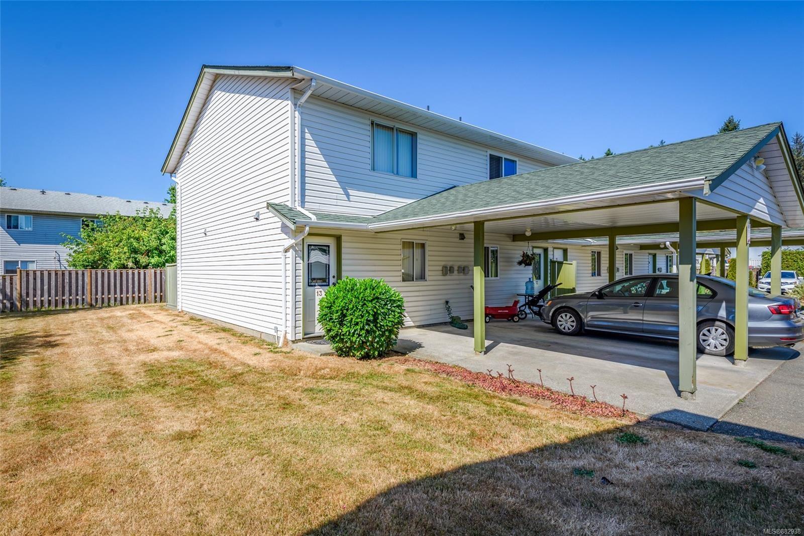 Main Photo: 13 1095 Edgett Rd in : CV Courtenay City Condo for sale (Comox Valley)  : MLS®# 882938
