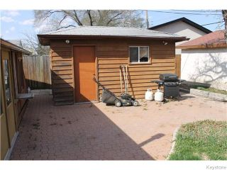 Photo 4: 380 Lanark Street in Winnipeg: River Heights / Tuxedo / Linden Woods Residential for sale (South Winnipeg)  : MLS®# 1611366