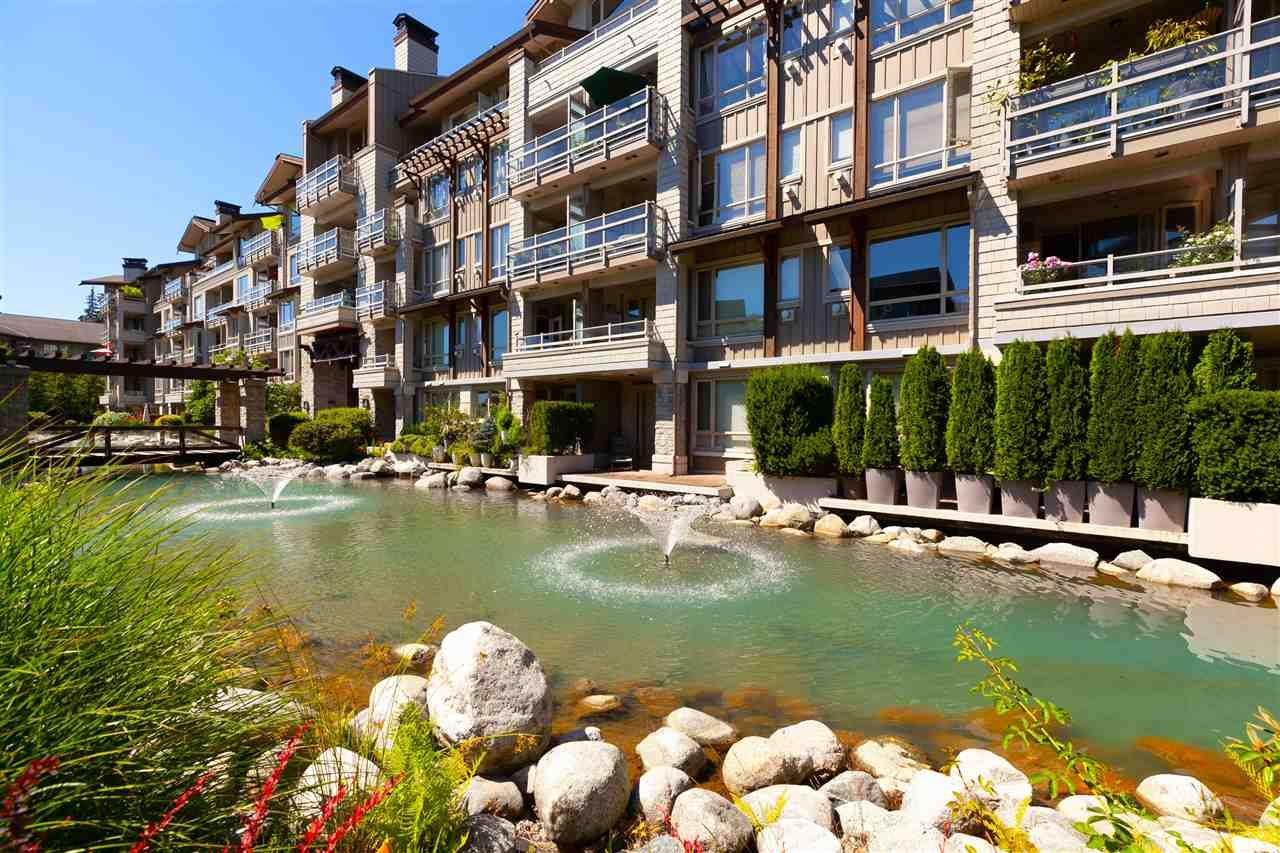 """Main Photo: 301 580 RAVENWOODS Drive in North Vancouver: Roche Point Condo for sale in """"Seasons"""" : MLS®# R2288594"""