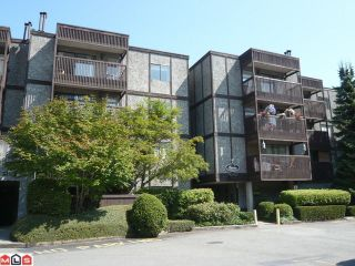 "Photo 1: 308 13507 96TH Avenue in Surrey: Whalley Condo for sale in ""The Balsom"" (North Surrey)  : MLS®# F1218564"