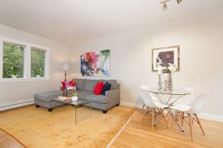 """Photo 4: 2415 W 6TH Avenue in Vancouver: Kitsilano Townhouse for sale in """"Cute Place In Kitsilano"""" (Vancouver West)  : MLS®# R2129865"""
