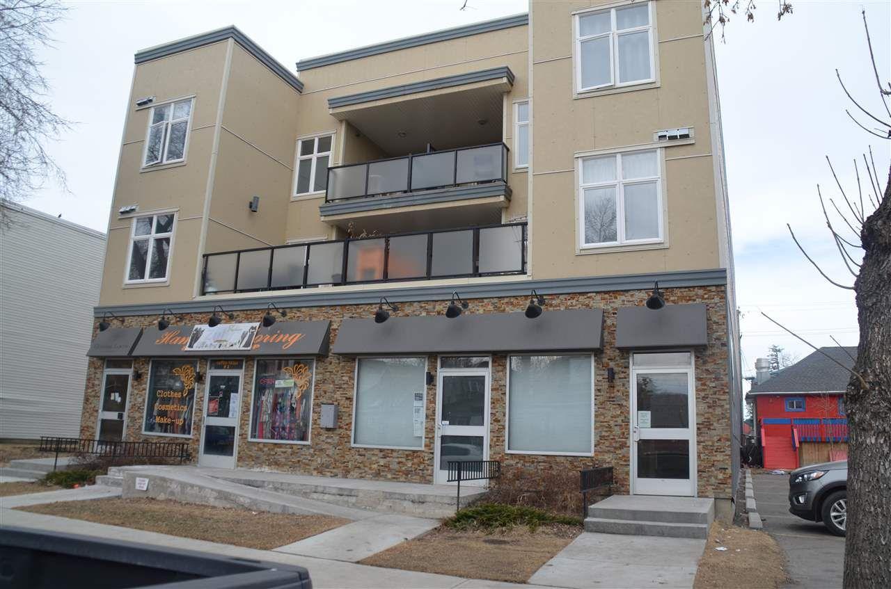 Main Photo: 10707 103 Street NW in Edmonton: Zone 08 Retail for sale : MLS®# E4235318