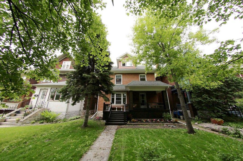 Photo 2: Photos: 46 Purcell Avenue in Winnipeg: Wolseley Duplex for sale (West Winnipeg)  : MLS®# 1515039