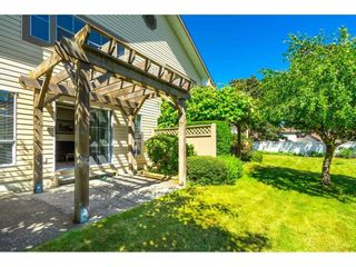 """Photo 28: 31 6140 192 Street in Surrey: Cloverdale BC Townhouse for sale in """"The Estates at Manor Ridge"""" (Cloverdale)  : MLS®# R2594172"""