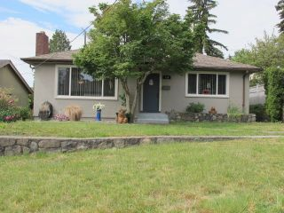 Photo 1: 726 BOWLER Street in New Westminster: West End NW House for sale : MLS®# R2068158