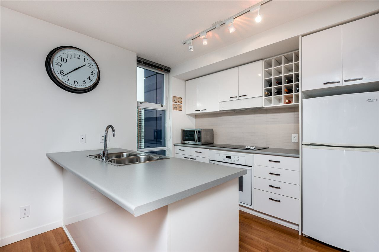 Main Photo: 1806 111 W GEORGIA STREET in Vancouver: Downtown VW Condo for sale (Vancouver West)  : MLS®# R2008886