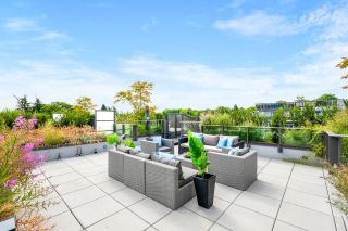 """Photo 18: 405 3639 W 16TH Avenue in Vancouver: Point Grey Condo for sale in """"THE GREY"""" (Vancouver West)  : MLS®# R2622751"""