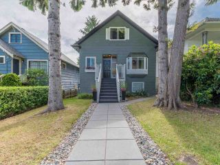 Photo 1: 3758 DUMFRIES Street in Vancouver: Knight House for sale (Vancouver East)  : MLS®# R2590666