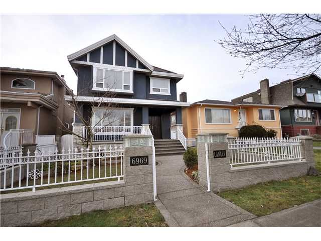 Main Photo: 6969 LANARK Street in Vancouver: Knight House for sale (Vancouver East)  : MLS®# V872835