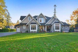 Photo 1: 23244 OLD YALE ROAD in Langley: Campbell Valley House for sale : MLS®# R2283117