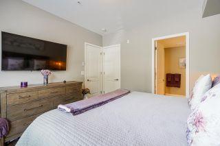 """Photo 20: 207 6490 194 Street in Surrey: Clayton Condo for sale in """"Waterstone- Esplanade Grande"""" (Cloverdale)  : MLS®# R2581098"""