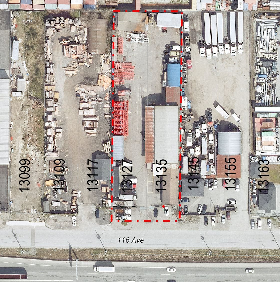 Main Photo: Truck and Trailer Repair Facility For Lease In Surrey
