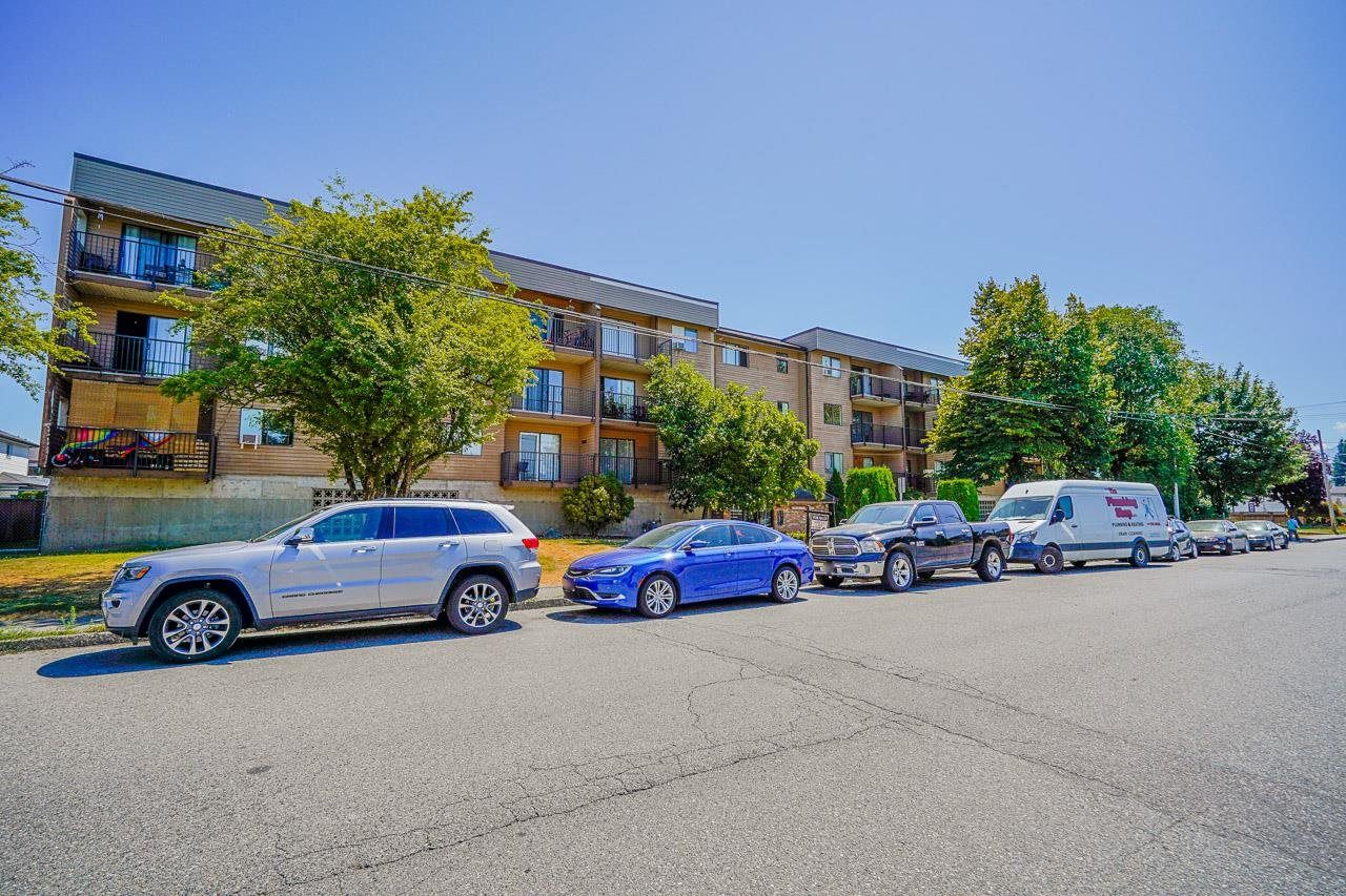 Main Photo: 111 9282 HAZEL Street in Chilliwack: Chilliwack E Young-Yale Condo for sale : MLS®# R2602710