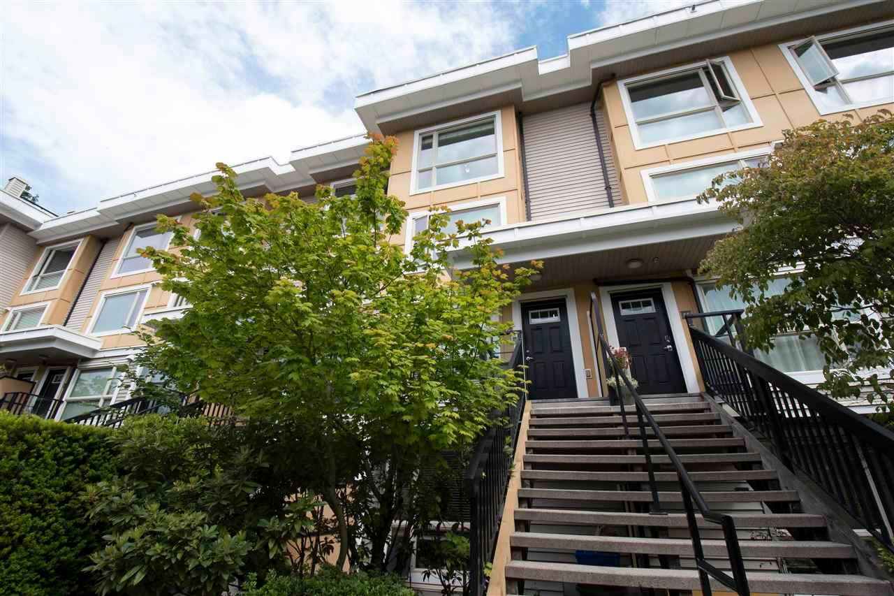 """Main Photo: 56 728 W 14TH Street in North Vancouver: Mosquito Creek Townhouse for sale in """"NOMA"""" : MLS®# R2587987"""