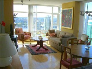 "Photo 2: 3306 1199 MARINASIDE Crescent in Vancouver: False Creek North Condo for sale in ""AQUARIUS 1"" (Vancouver West)  : MLS®# V836941"