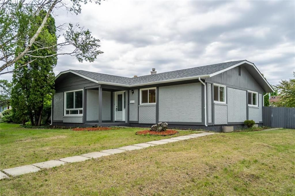 Main Photo: 1274 Chancellor Drive in Winnipeg: Waverley Heights Residential for sale (1L)  : MLS®# 202113792