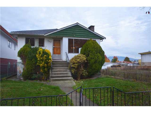 Main Photo: 509 E 30TH AVENUE in : Fraser VE House for sale : MLS®# V981538