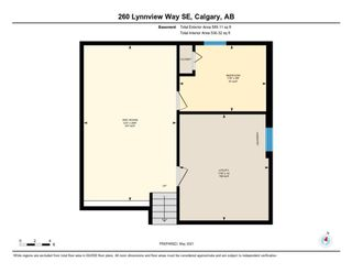 Photo 44: 260 Lynnview Way SE in Calgary: Ogden Detached for sale : MLS®# A1102665