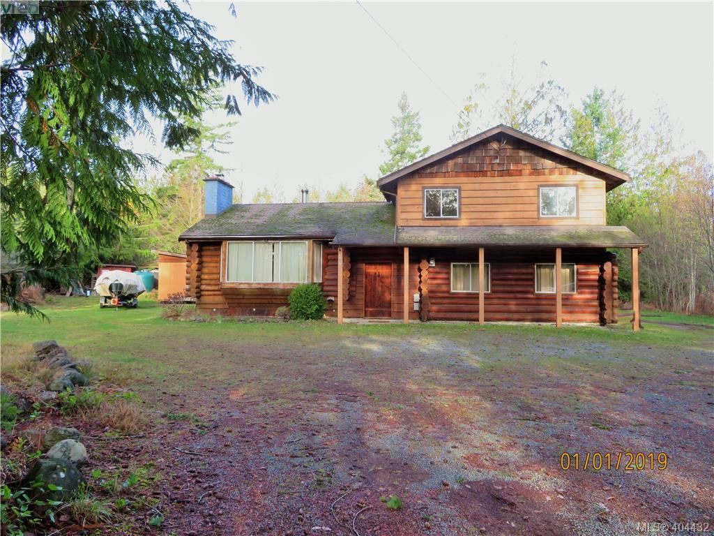 Main Photo: 3287 Otter Point Rd in SOOKE: Sk Otter Point House for sale (Sooke)  : MLS®# 803569