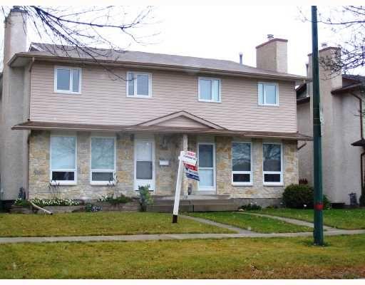 Main Photo: 56 JOHN FORSYTH Road in WINNIPEG: St Vital Residential for sale (South East Winnipeg)  : MLS®# 2821162