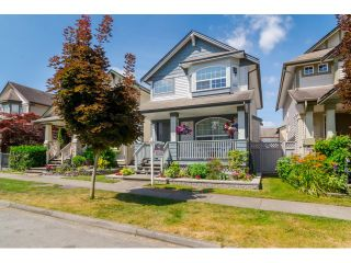 "Photo 1: 6685 184A Street in Surrey: Cloverdale BC House for sale in ""HEARTLAND OF CLOVER VALLEY STATION"" (Cloverdale)  : MLS®# F1443810"