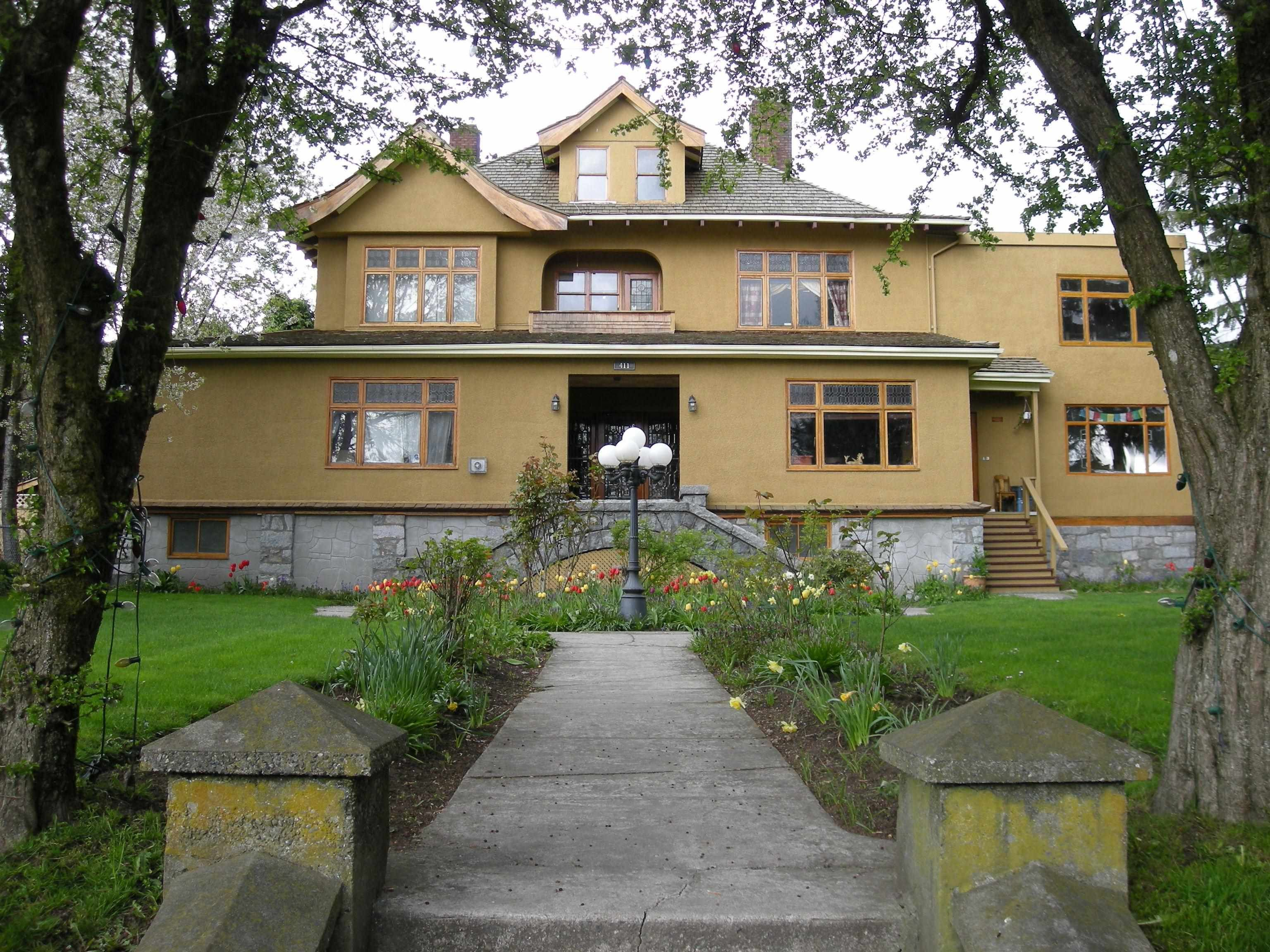 """Main Photo: 411 THIRD Avenue in New Westminster: Queens Park Multifamily for sale in """"HARI MANOR"""" : MLS®# R2613352"""