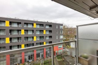 """Photo 15: 603 384 E 1ST Avenue in Vancouver: Strathcona Condo for sale in """"Canvas"""" (Vancouver East)  : MLS®# R2561668"""