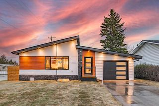 Main Photo: 9135 Allison Drive SE in Calgary: Acadia Detached for sale : MLS®# A1104063