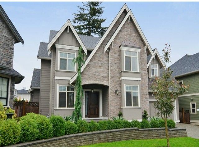 Main Photo: 16366 25TH AV in Surrey: Grandview Surrey House for sale (South Surrey White Rock)  : MLS®# F1425762