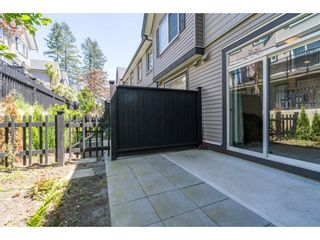 """Photo 44: 100 14555 68 Avenue in Surrey: East Newton Townhouse for sale in """"SYNC"""" : MLS®# R2169561"""