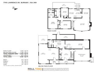 """Photo 4: 7745 LAWRENCE Drive in Burnaby: Montecito House for sale in """"Montecito"""" (Burnaby North)  : MLS®# R2518461"""