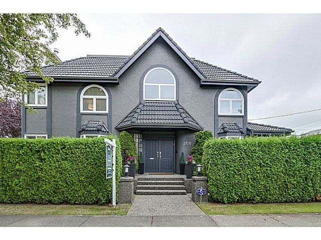 Photo 1: Photos: 2708 W 19 Avenue in Vancouver: Arbutus House  (Vancouver West)  : MLS®# V1084587