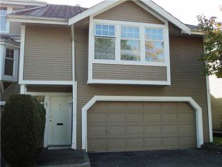 Photo 1: # 67 1140 FALCON DR in Coquitlam: Eagle Ridge CQ Townhouse for sale : MLS®# V1032310
