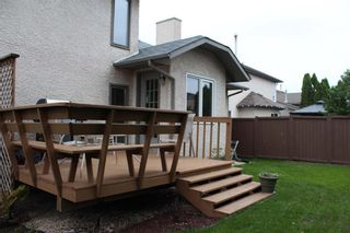 Photo 40: 23 Sloane Crescent in Winnipeg: River Park South Residential for sale (2F)  : MLS®# 202122714