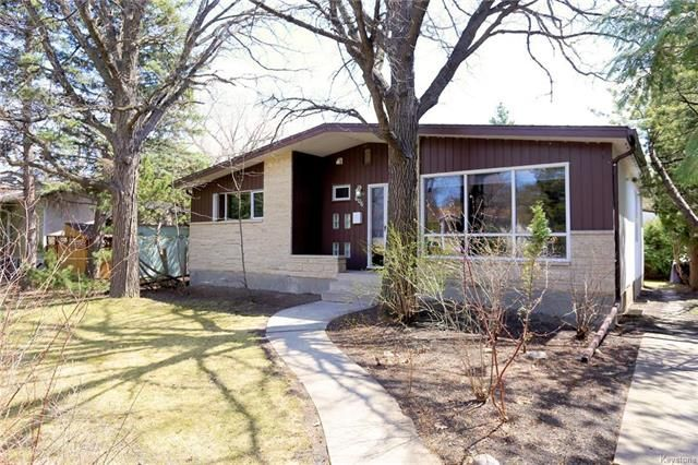 Main Photo: 606 Avila Avenue in Winnipeg: Fort Richmond Residential for sale (1K)  : MLS®# 1811770