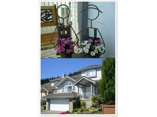Photo 1: 1677 PLATEAU Crescent in Coquitlam: Westwood Plateau House for sale : MLS®# V1015713