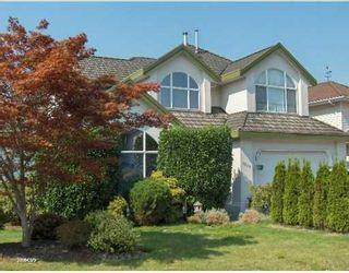 Photo 1: 1209 DEWAR Way in Port_Coquitlam: Citadel PQ House for sale (Port Coquitlam)  : MLS®# V653582