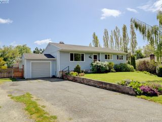 Photo 1: 4449 Casa Linda Dr in VICTORIA: SW Royal Oak House for sale (Saanich West)  : MLS®# 813040