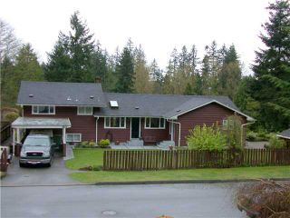 Photo 1: 802 HERITAGE Boulevard in North Vancouver: Seymour House for sale : MLS®# V952185