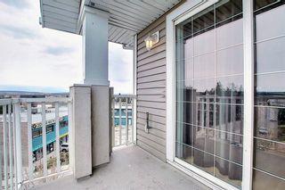 Photo 28: 408 128 CENTRE Avenue: Cochrane Apartment for sale : MLS®# C4295845