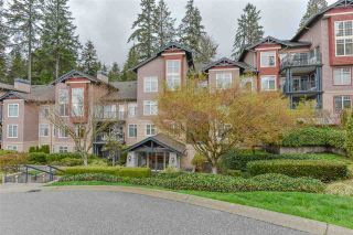 """Photo 1: 202 1144 STRATHAVEN Drive in North Vancouver: Northlands Condo for sale in """"STRATHAVEN"""" : MLS®# R2358086"""
