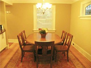 Photo 7: 2742 W 13TH AV in Vancouver: Kitsilano House for sale (Vancouver West)  : MLS®# V1024227